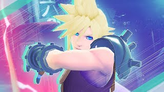 How To Play Cloud Strife In Super Smash Bros. Ultimate