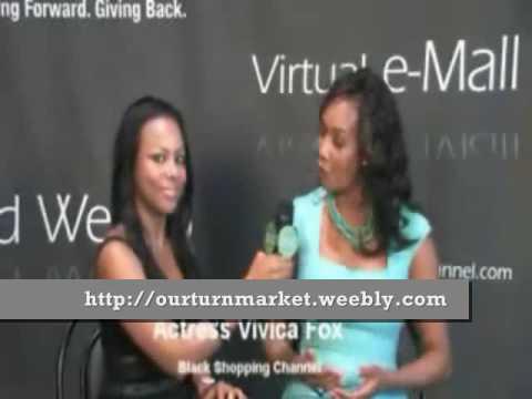 Black Shopping Channel Luminaries