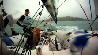 2011 SAP 5O5 World Championship: Hunger for Sunshine and a Win!