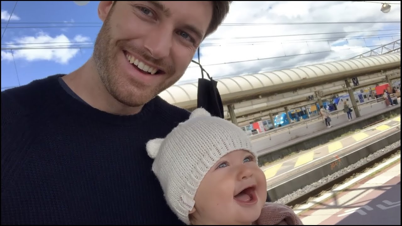 Download First travel Vlog with our baby