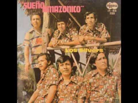 Los Silvers de Iquitos - Bailando con Los Silvers (cumbia)