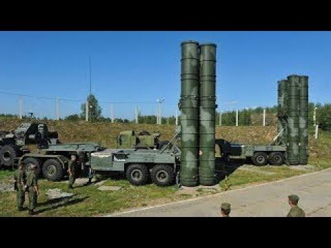 Что может Зенитно ракетный комплекс С 400 Триумф Загадки человечества (08.11.2017)