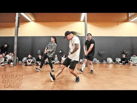 Ante Up - Busta Rhymes (Remix) / Jawn Ha & Brian Puspos Choreography / URBAN DANCE CAMP