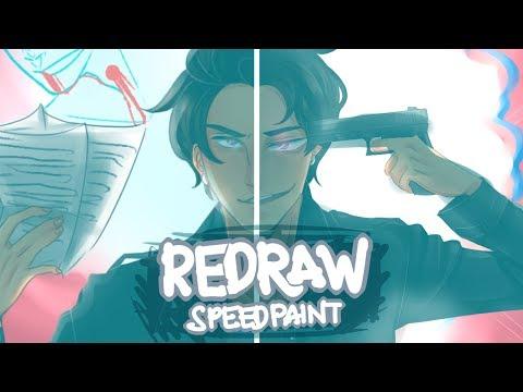 Heathers: Jason Dean - (redraw) Speedpaint