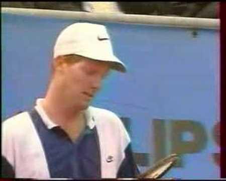 Berasategui Courier Nice Open 1994