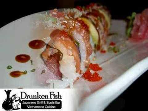 Drunken Fish Japanese Grill & Sushi Bar