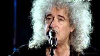 Queen & Adam Lambert - Love Of My Life  Live In Kiev