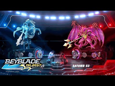 Beyblade Burst - 'SwitchStrike Battle' Official TV Commercial