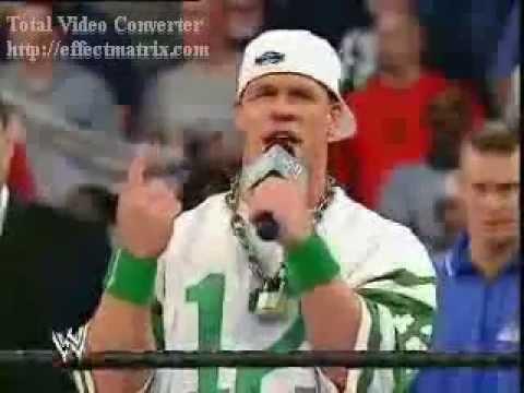 WWE John Cena Funny Moments
