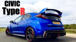 Honda Civic Type R 2016 Videos