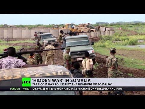 RT: Secret war in Somalia: Amnesty International accuses US of war crimes & civilian deaths