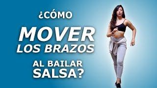 💃▶️ ¿Cómo mover los brazos en Salsa? [¡PASO A PASO!]