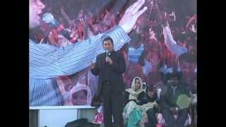 "PASTOR. DR. JAMIL NASIR , TOPIC: ""THE LORD IS MY PROUD"" (TOTAL PARTS 1-5, PART NO:1)"