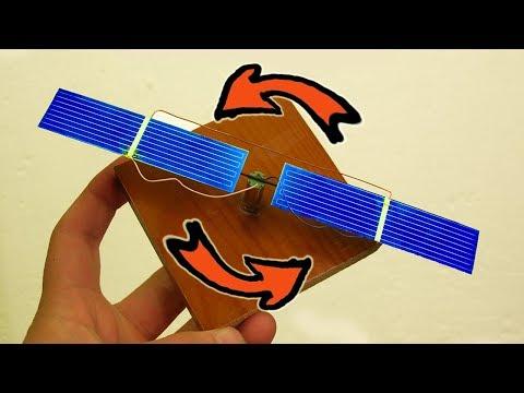 Free Energy Solar Motor