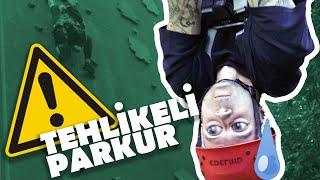 TEHLİKELİ TIRMANMA PARKUR CHALLENGE!