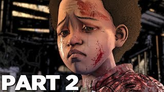 THE WALKING DEAD THE FINAL SEASON EPISODE 4 Walkthrough Gameplay Part 2 - TAKE US BACK (Season 4)