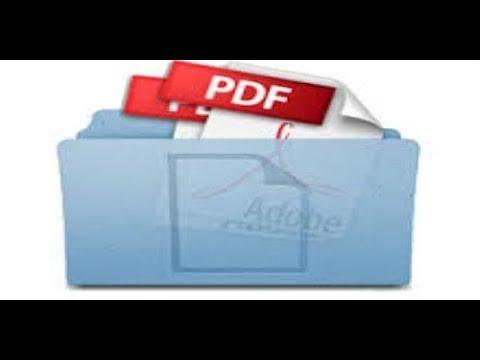 تصغير مساحة ملف pdf