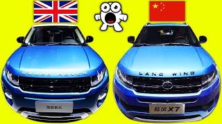 Download Worst Blatant Chinese Cloned Copycat Cars Mp3 and Videos