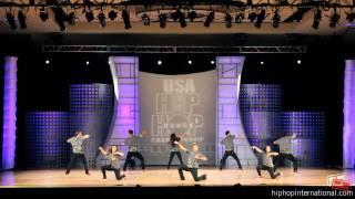 Underground (Irvine, CA) at USA Championship Finals 2012 (Varsity)