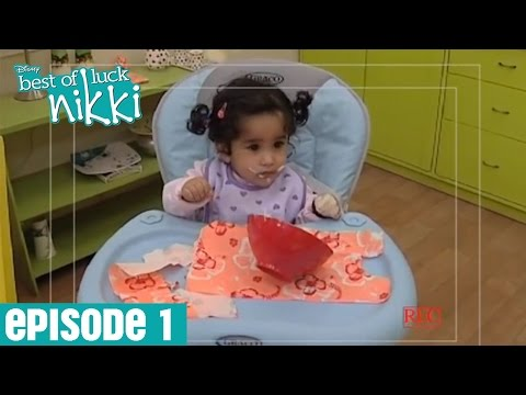 Best Of Luck Nikki | Season 1 Episode 1 | Disney India Offic