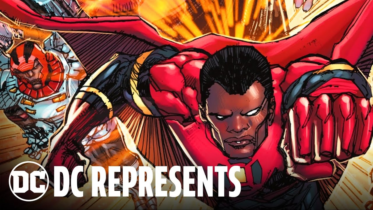 Comic Book Artist ChrisCross Talks Representation in the Industry   DC