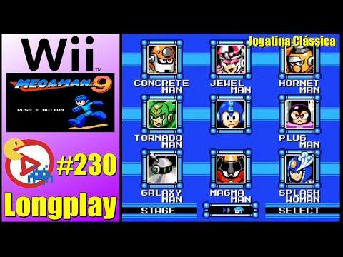 Wii Longplay Mega man 9