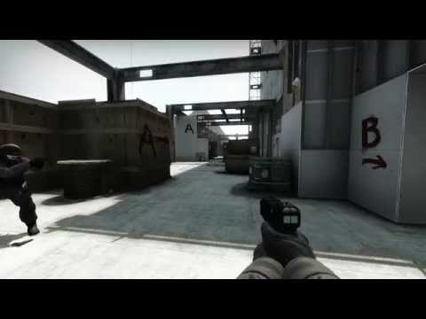 I just got the dumbest ace in the history of CS:GO