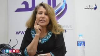 بالفيديو.. ماجدة نور الدين تروي قصة زواجها من الفنان سامي العدل