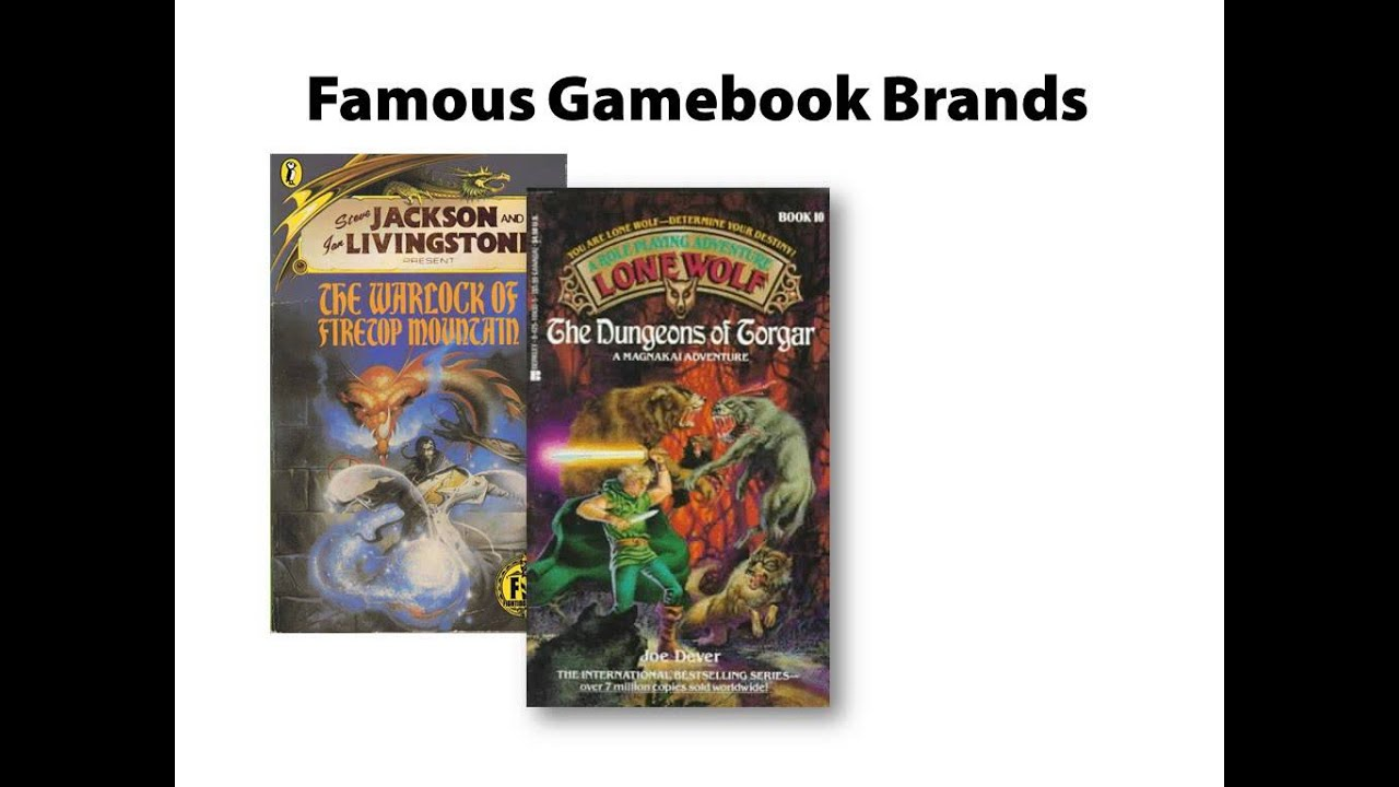how to write a gamebook