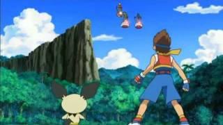 Pokemon Ranger - Tracks of light English Movie (part 1 + 2 ).rmvb