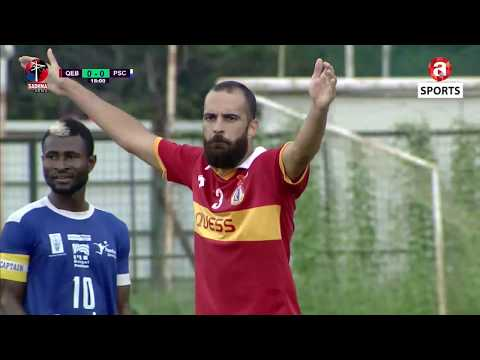 Quess East Bengal FC Vs Peerless SC- CFL 2019 Match Highlights | Calcutta Football League|Addatimes