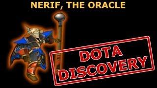 Дота 6.78 Новый герой Нериф Оракл обзор гайд. Nerif, the Oracle, guide, overview. Dota Discovery