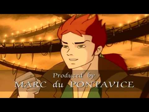Highlander The Animated Series - Intro and Credits