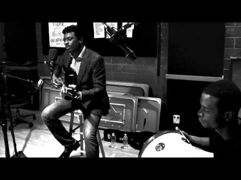 Seu Jorge live at KPFK Studio Los Angeles