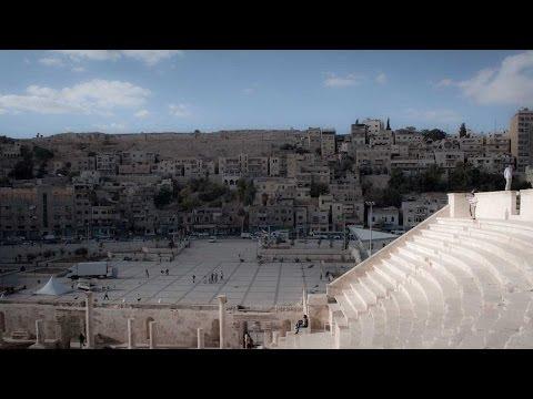 Amman Roman Theatre : two millennium old ancient arena