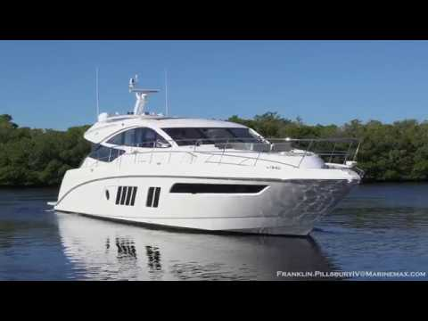 2018 Sea Ray L650 Yacht For Sale At MarineMax Fort Myers, FL