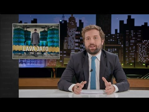GREG NEWS com Gregório Duvivier | Lava Jato