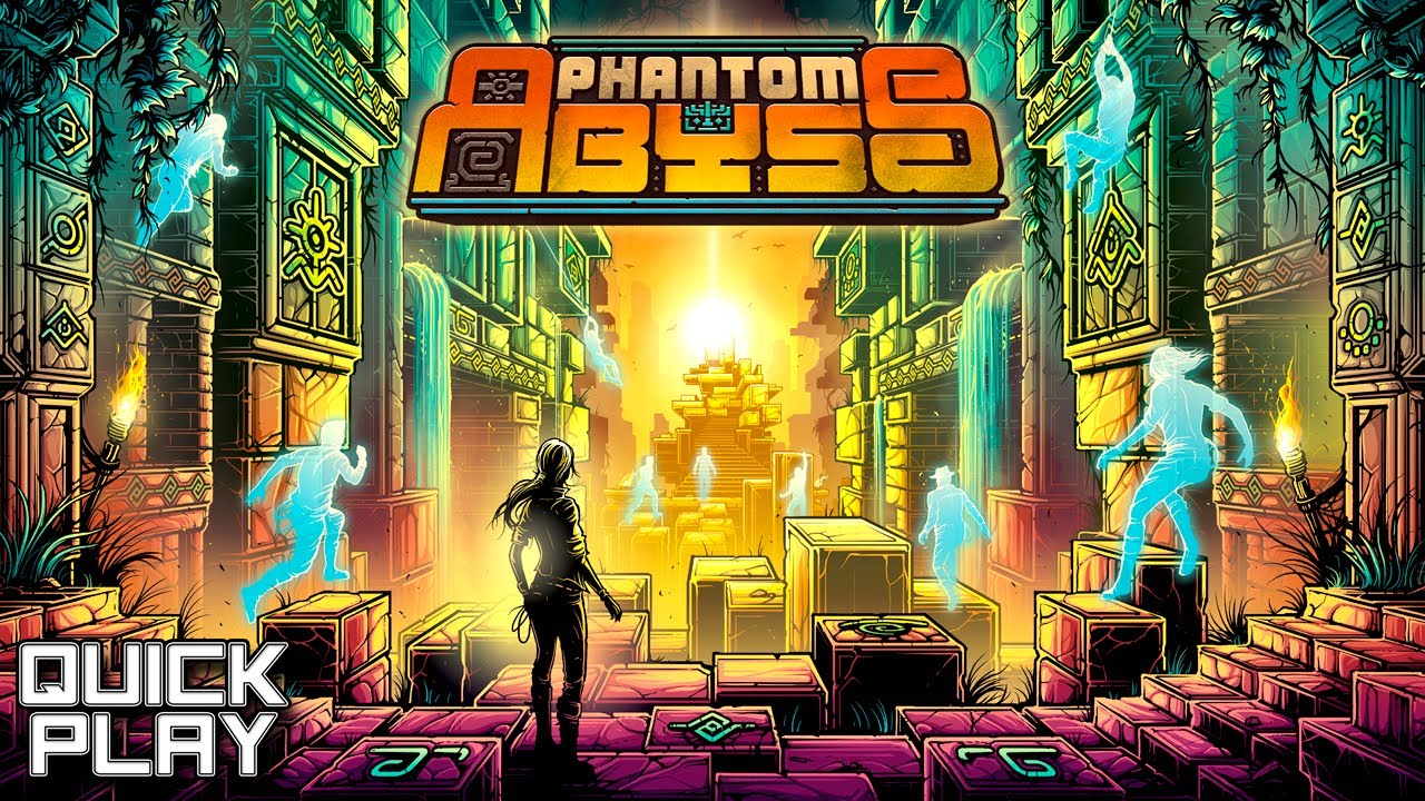 Phantom Abyss Gameplay! Only One Person Will Beat Each Temple! (Quick Play)