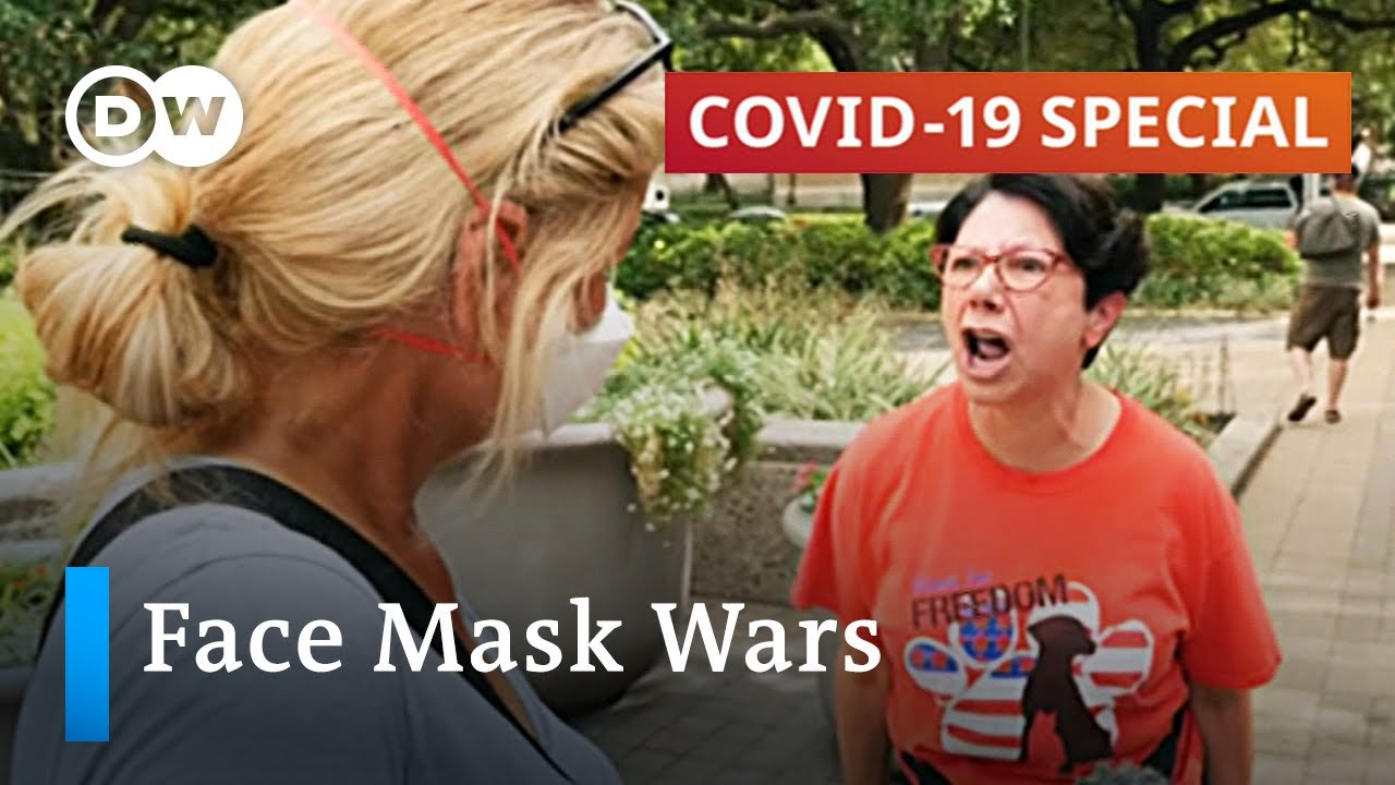 New Debate Over Masks Trending On Social Media Following Rant ...