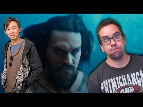 James Wan Talks About the Challenges of Shooting Aquaman