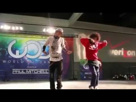 Легенда Hip Hop Dance братья Les Twins
