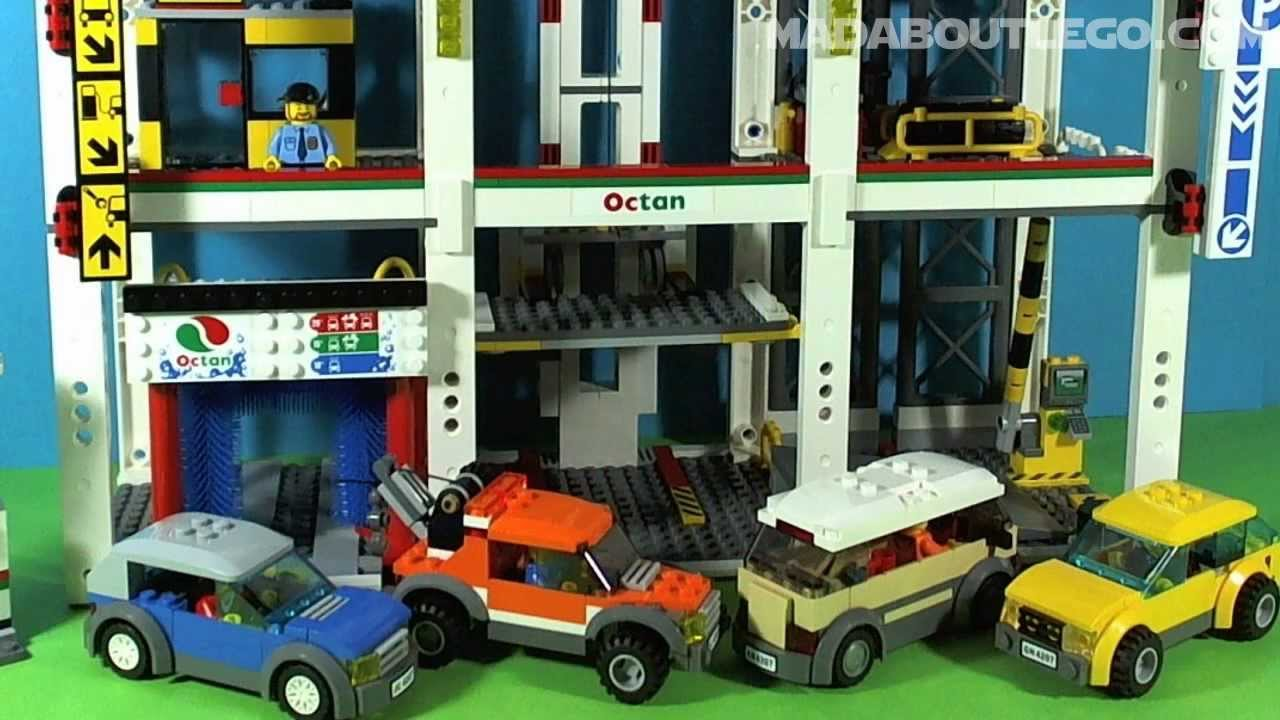 Lego City Garage 4207 Youtube
