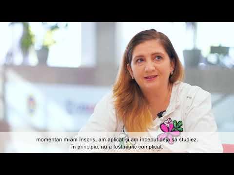 """Fete și femei în IT. Olga Lungu: """"Cursul care m-a motivat la schimbarea în carieră"""""""