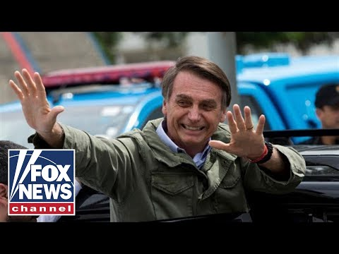 Right-wing leader Jair Bolsonaro becomes president of Brazil