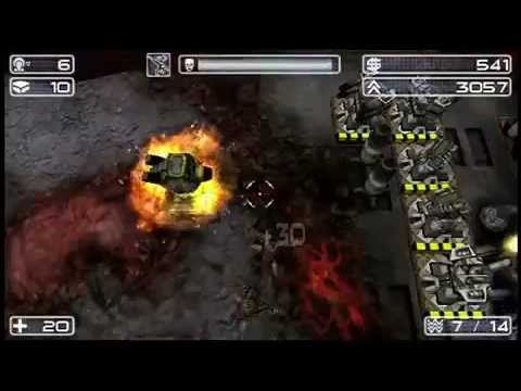 Savage Moon Hera - Sony PSP - Game Trailer - TV Advert - TV Spot - FluffyLogic - 2009