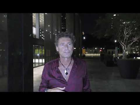 Steven Bauer talks about his new movie role and other cool stuff.