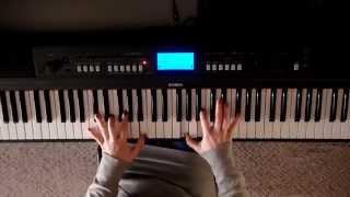 """""""К единственному нежному"""". Любовь Успенская. Версия на пианино."""