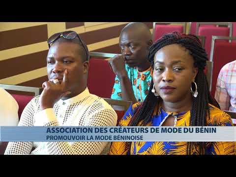 Société : point de presse de l'association des créateurs de mode du Bénin