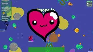 Ставь Лайк, если любишь Mope.io
