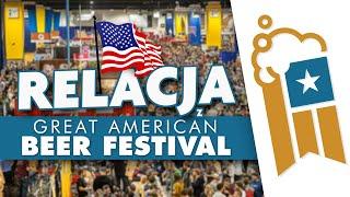 Relacja z Great American Beer Festival 2019 dzień 1.